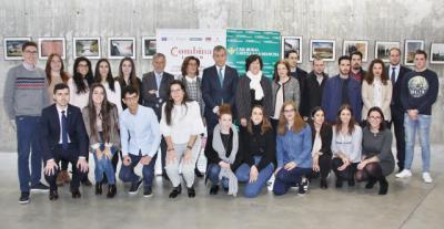 Caja Rural CLM apuesta por la formación de los jóvenes estudiantes para facilitar su inserción laboral a través del programa 'Combina Joven CLM'