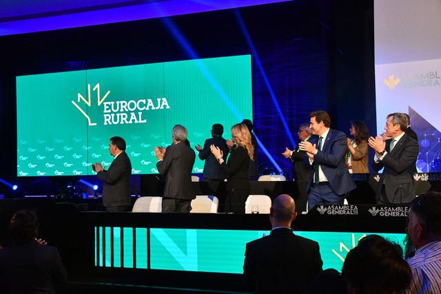 Caja Rural CLM pasa a ser Eurocaja Rural para potenciar su expansión