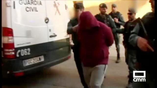 Prisión sin fianza para el detenido por el crimen de Las Ventas de Retamosa