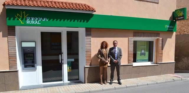 Eurocaja Rural abre en Cañada su séptima oficina en Alicante