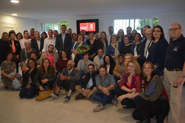 El PSOE de la provincia apoya una moción necesaria para la regeneración política de España