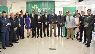Eurocaja Rural inaugura su primera oficina en Alicante para asentar su modelo de negocio en la zona levantina