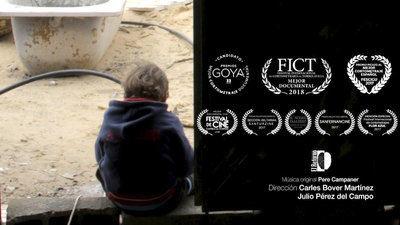 El talaverano Julio Pérez, a por el Goya con el documental 'Gaza'