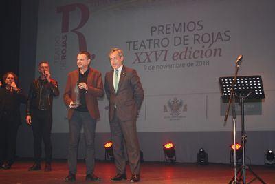 Eurocaja Rural participa en la XXVI edición de los Premios Teatro de Rojas