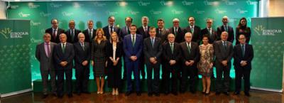 Eurocaja Rural renueva el Consejo Rector de la Entidad
