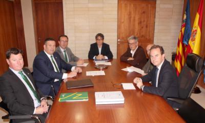 Eurocaja Rural firma con Alicante un préstamo de 8 millones para obras en barrios de la ciudad