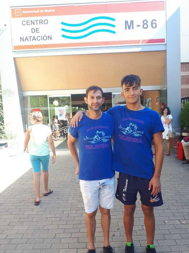 Javier López finaliza la temporada con un gran Nacional Infantil