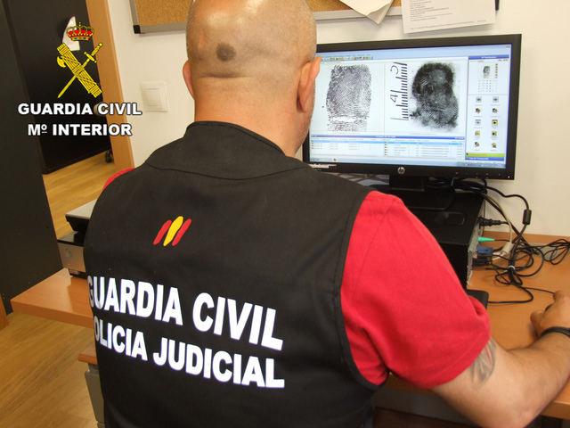 La Guardia Civil detiene al presunto autor de 15 robos en viviendas de Marchamalo, Villanueva de la Torre, El Casar y Cabanillas del Campo