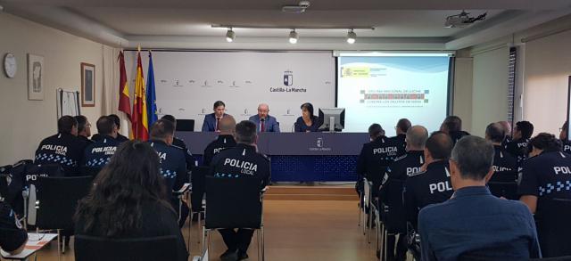Jornada formativa sobre la lucha contra delitos de odio para mandos de la Policía Local