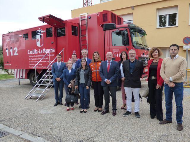 Una delegación de Río de Janeiro conoce la labor de la Escuela de Protección Ciudadana de Castilla-La Mancha