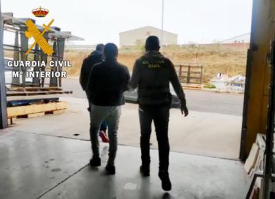 Detenido en la provincia de Toledo por abuso sexual y corrupción de menores