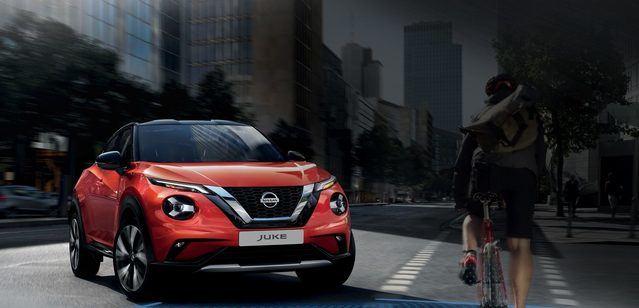 El nuevo Nissan Juke redefine los crossover: más coupé y digital