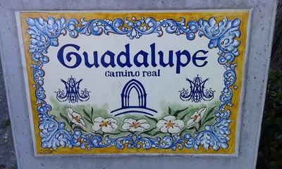 Este domingo se inaugura el monumento a la Virgen de Guadalupe en la Ronda del Cañillo