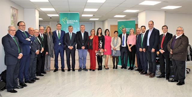 Eurocaja Rural no cierra la puerta a posibles fusiones en el futuro pero recalca que no tiene 'ninguna necesidad'