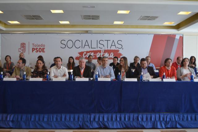 ¿Aún no sabes quiénes serán los candidatos del PSOE al Congreso y el Senado por la provincia de Toledo?