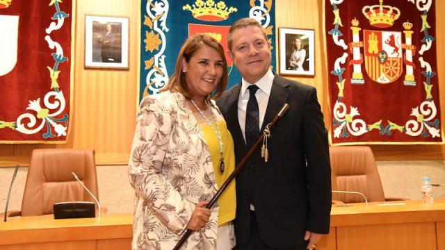 Page se reúne este miércoles con Tita García para coordinar actuaciones presentes y futuras de Talavera