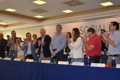 Los 15 hombres y mujeres socialistas que formarán la Corporación Provincial