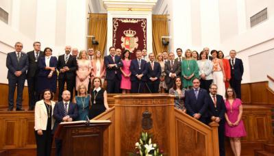 Publicadas las declaraciones de bienes de los diputados regionales