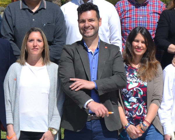 Concejales de Ciudadanos en Seseña / Ciudadanos Seseña