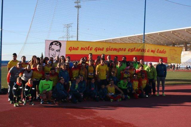 Cs Seseña propone cambiar de nombre del estadio municipal por el del atleta fallecido Fernando Jiménez Serrano