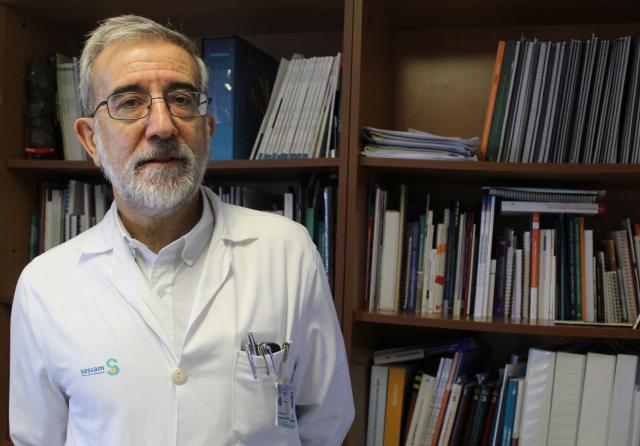 Gabriel de Arriba, nuevo vicepresidente de la Sociedad Española de Nefrología