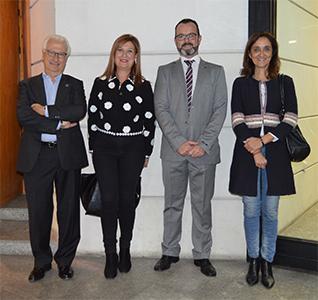 María Jesús Pérez Lozano, nueva presidenta la Junta Rectora de la UNED Talavera