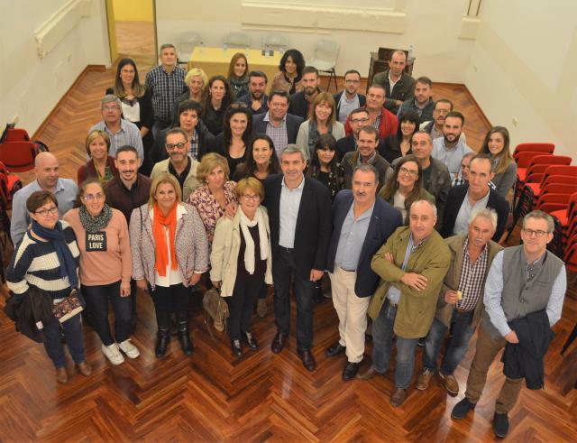 El PSOE pide una gran movilización en la provincia de Toledo para mejorar resultados y ser de nuevo gobierno