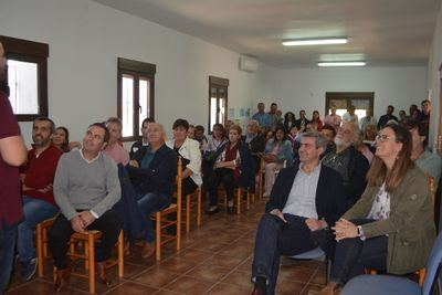 ÁLVARO GUTIÉRREZ pide concentrar el voto de izquierdas en la única opcion de gobierno que es el PSOE