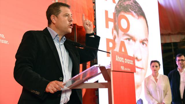 El PSOE CLM llama al voto a 'los españoles de corazón'