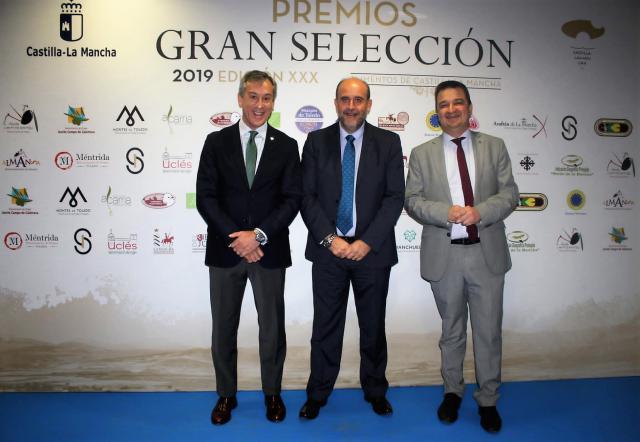 Eurocaja Rural apoya al sector agroalimentario en los Premios Gran Selección CLM