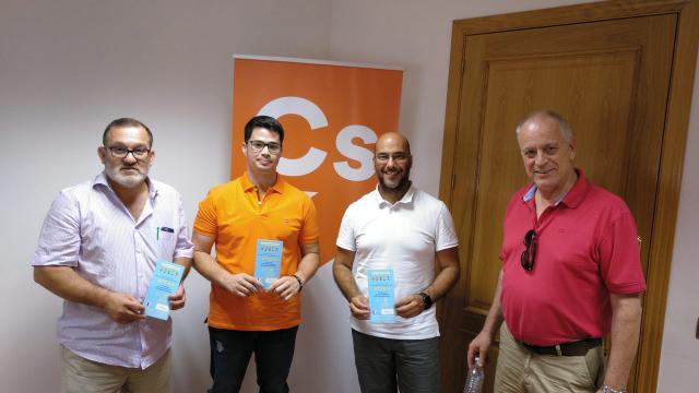 Ciudadanos Olías del Rey consigue una bajada de impuestos en todo el municipio