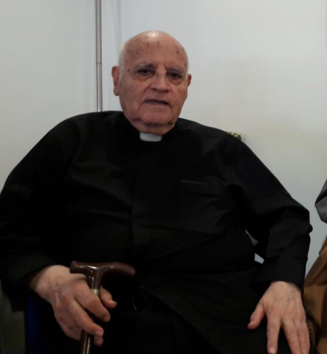 OBITUARIO | Fallece Mariano de la Peña, que fuera capellán de las Carmelitas