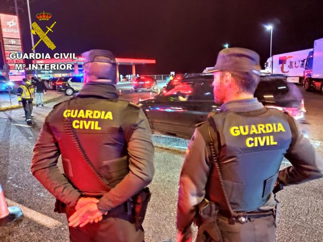 Tres detenidos por robo en Azuqueca de Henares
