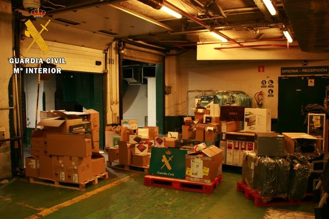 La Guardia Civil de Talavera y Cebolla recuperan mercancía robada por valor de más de 53.000 euros