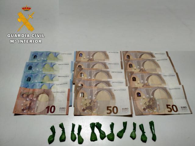 SUCESOS | Detenido en Velada por tráfico de drogas