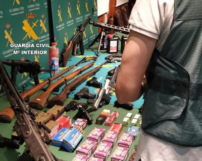 SUCESOS | Registros en Toledo buscando traficantes de armas