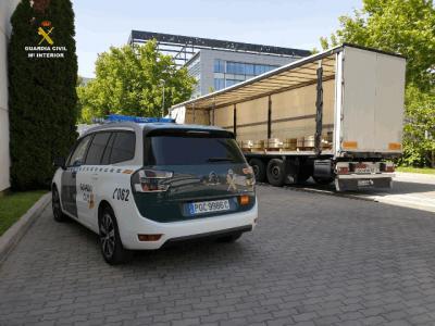 SUCESOS | Detenidas siete personas acusadas de realizar 80 delitos