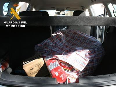 SUCESOS | Detenidas dos personas por un atraco