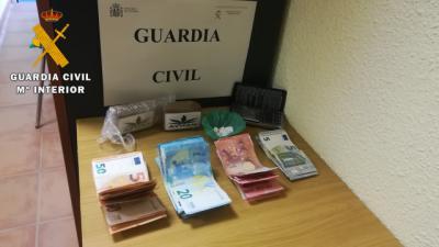 ACTUALIDAD | Detenido por tráfico de drogas en una localidad toledana