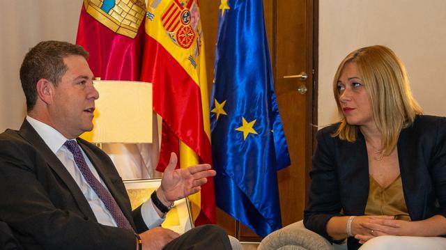 URGENTE | Pacto Reconstrucción CLM: PSOE y CS acuerdan medidas por más de 1.000 millones de euros