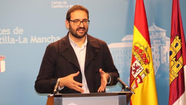 """Gutiérrez lamenta que la unanimidad para defender el Tajo 'la está impidiendo el PP y Paco Núñez"""""""