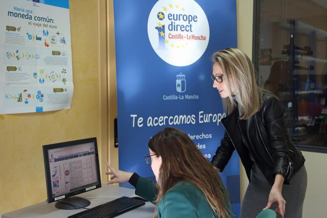 La Junta cierra el 2019 batiendo un récord de participantes en los cursos online sobre programas europeos
