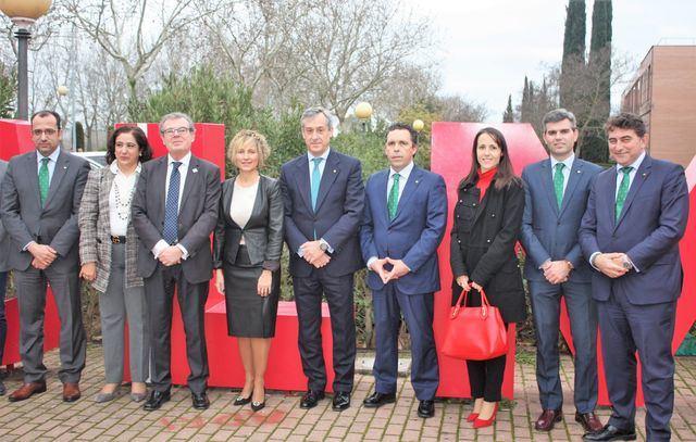 Eurocaja Rural asiste al 25 Aniversario de la UCLM en Talavera