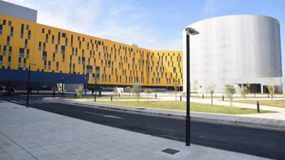 COVID-19   El Gobierno regional explica las razones para no abrir el Hospital de Toledo