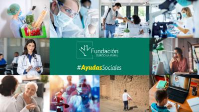 EUROCAJA RURAL | Concederá 100.000 euros en 'Ayudas Sociales Frente al Covid-19'