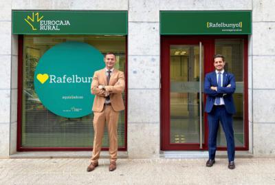 ECONOMÍA | Eurocaja Rural amplia su red comercial