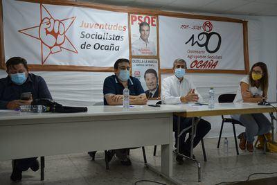 PROVINCIA | Encuentro socialista en Ocaña