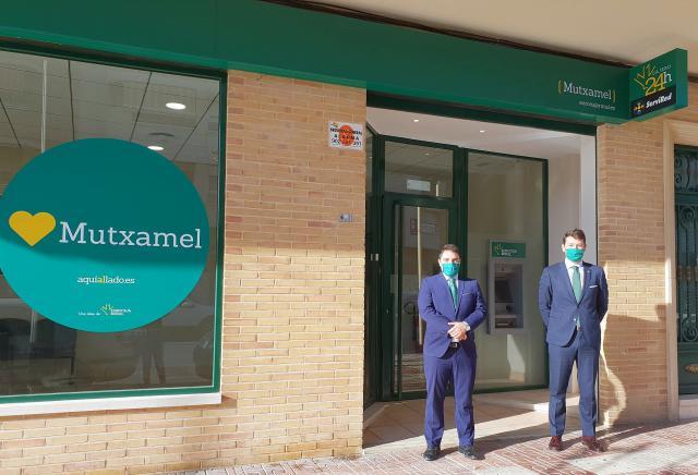 EUROCAJA RURAL | Nueva oficina en Alicante y suma ya 35 en la Comunidad Valenciana