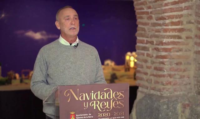 """TALAVERA   El pregonero pide a los Reyes Magos """"una vacuna que nos quite la incertidumbre"""" y al Año Nuevo """"la deseada normalidad"""""""
