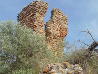 CULTURA | El castillo de Santisteban en San Martín de Pusa, en la Lista Roja del Patrimonio